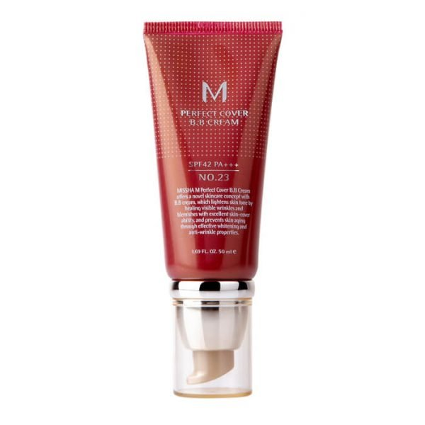 Missha M Perfect Cover Bb Cream Spf42:pa+++ - iglam.ie