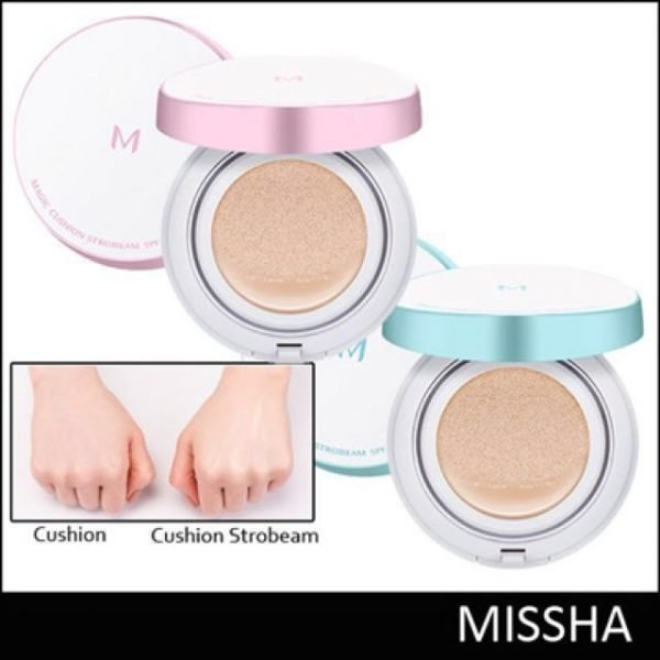 Missha M Magic Cushion Strobeam Opal Spf50 Pa Iglam