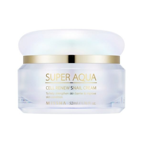 Missha Super Aqua Cell Renew Snail Cream - iglam.ie